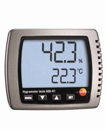 Termohigrometr testo 608-H2