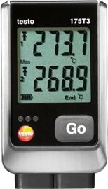 Rejestrator temperatury testo 175 T3