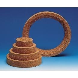 Podstawki korkowe do kolb okrągłodennych