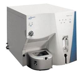 Spektrometr masTSQ Quantum sprzężony z chromatografem cieczowym