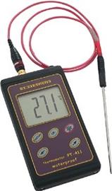 Wodoszczelny termometr precyzyjny PT-411