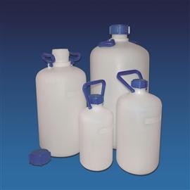 Butelka HDPE z wąską szyją