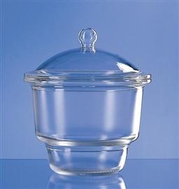 Eksykator szklany z pokrywą, Brand