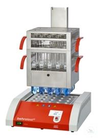 Standardowy mineralizator blokowy typ K 20 (20x250mL)