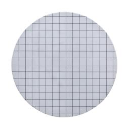 Filtry membranowe MCE 0,45um fi.47mm, sterylne, białe w czarną kratkę