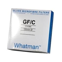 Filtry z włókna szklanego GF/C