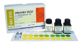 Zestawy kolorymetryczne i miareczkowe Visocolor Eco