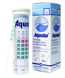 Paski do oznaczania twardości wody Aquadur