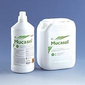 Mucasol - zasadowy koncentrat czyszczący