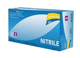 Rękawice nitrylowe bezpudrowe GlovTEC