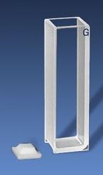 Kuweta spektrofotometryczna szkło optyczne