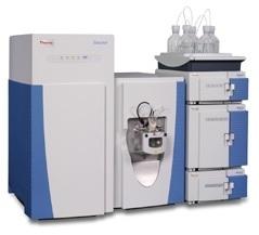 Spektrometr mas Exactive sprzężony z chromatografem cieczowym