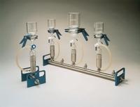 Lejek szklany 300ml do aparatu filtracyjnego