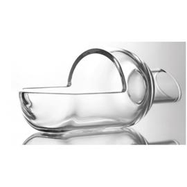 Szufelka wagowa szklana