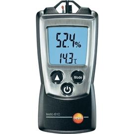 Termohigrometr testo 610 kieszonkowy