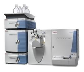 Spektrometr mas LCQ Fleet sprzężony z chromatografem cieczowym