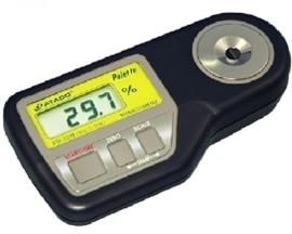 Precyzyjny cyfrowy refraktometr przenośny PR-32 alfa
